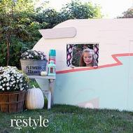 Retro Camper Photo Booth