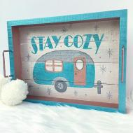 Stay Cozy Tray