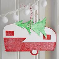 Handmade Holiday Campers