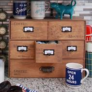Coffee Storage Chest