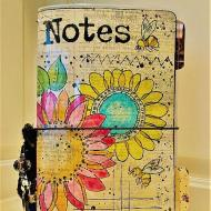 Spring Traveler's Notebook