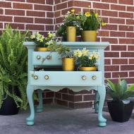 Side Table Planter
