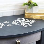 Floral Damask Table