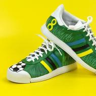 World Cup Inspired Sneakers