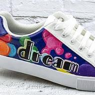 Dream Graffiti Shoes