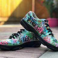 Graffiti Style Shoe Makeover