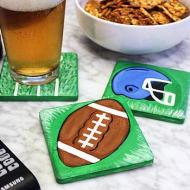 Football Season Coasters