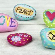 Peace, Love and Rocks!