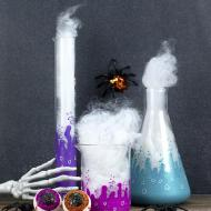 Potions for A Halloween Apothecary