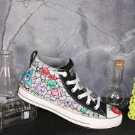 Monster Graffiti Shoes