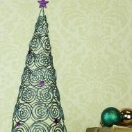 Dazzling Ornament Tree