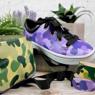 Graffiti Camo Shoes & Accessories