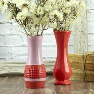 Beautiful Coral Vases