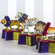Circus Animals and Stands