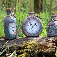 Alice in Wonderland Potions