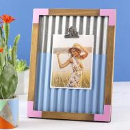 Color-Blocked Memo Board
