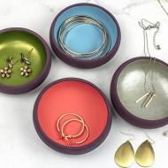 Chalky Jewelry Dishes