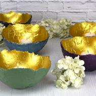 Decorative Bowls with Texture