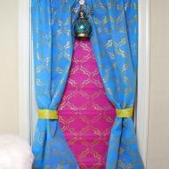Arabian Nights-Inspired Curtain