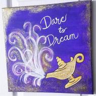 Dare to Dream Painting