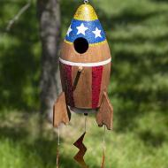Patriotic Rocket Mobile