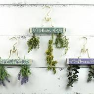 Hangers for Drying Herbs