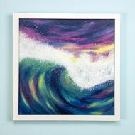 Make Waves Painting