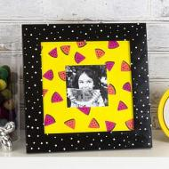 Pop Art Watermelon Frame