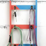 Bright Color-Blocked Rack