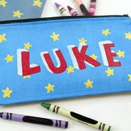 Stars Pencil Pouch