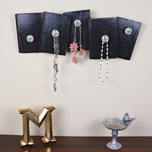 Accessories Hanger from Books
