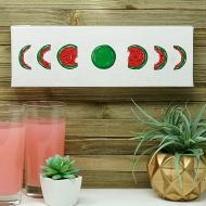 Watermelon Moon Phases