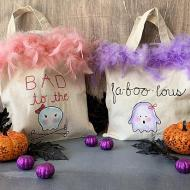 Trick-or-Treat Glam Bags
