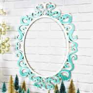 """Frozen"" Inspired Frame"