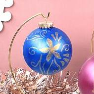Lux Christmas Ornaments