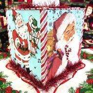 Ho Ho Ho... Tissue Box Cover