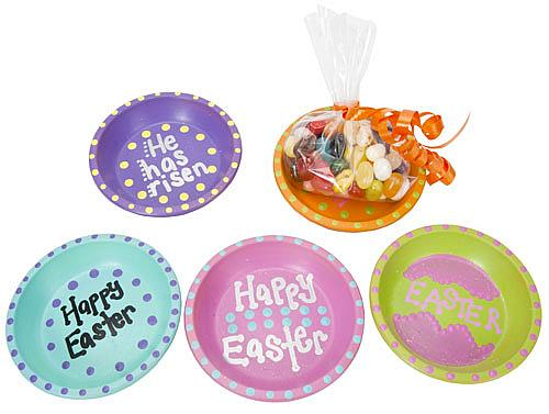 Color-Filled Easter Coasters