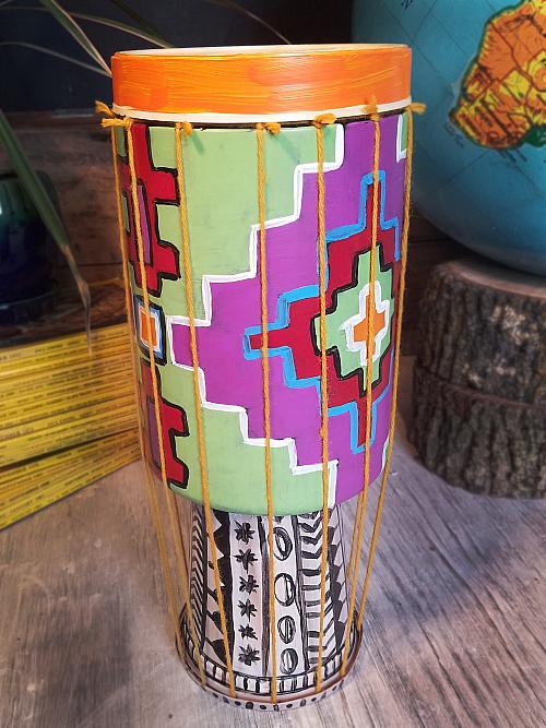 Create A Musical Instrument: Djembe