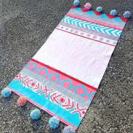 Boho Table Runner