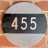 House Numbers Plaque