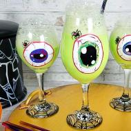 Monster Eye Glasses