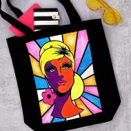 Black Light Neon™ Tote Bag