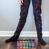 DIY Black Light Neon™ Leggings