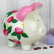 Posy Piggy Bank