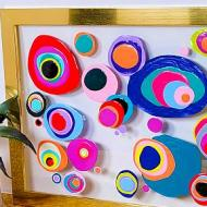 Easy Abstract Wall Art