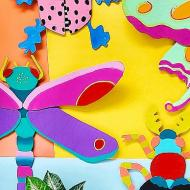 Craft Ideas for Kids | Paper Bugs