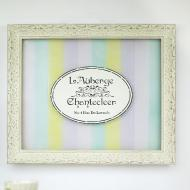 Candy Colored Pastel Wall Decor