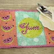 Yum Watermelon Placemat