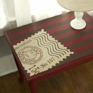 World Traveler Side Table