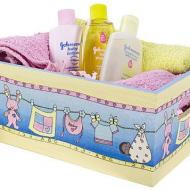 Baby Shower Gift Caddy